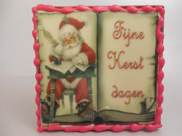 Chocolatebar Kerst