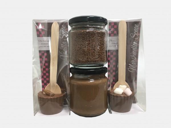 Chocopasta en Chocolate Spoons pakket