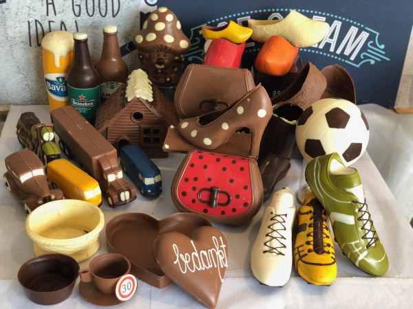 Chocolade Holfiguren