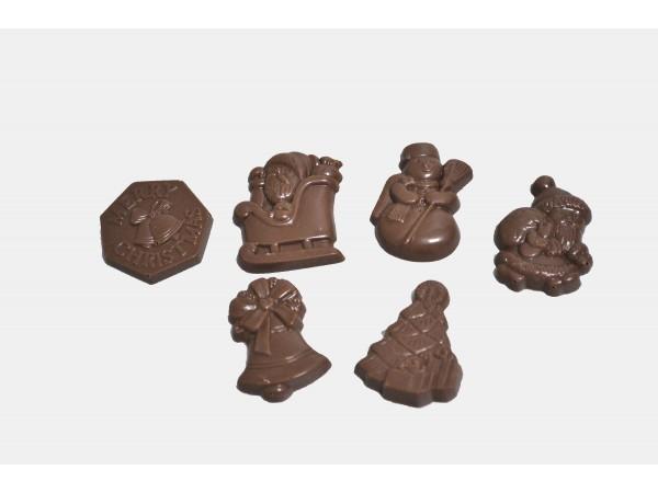Kerst Chocolaatjes