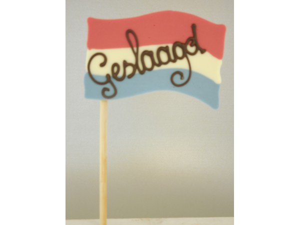 Vlag lolly