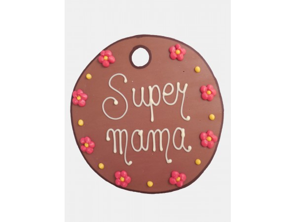 Medaille Super Mama