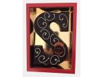 Sinterklaas Letters A - Z 200 Gram Massief
