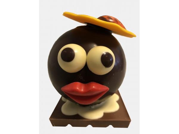 Smiley Zwarte Piet