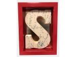 Sinterklaas Letter A - Z, 200 gram Splash