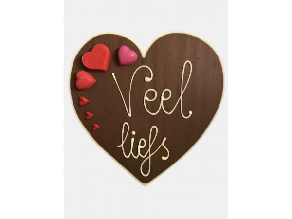 Valentijn hart veel liefs