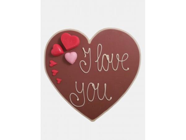Valentijn hart I love you