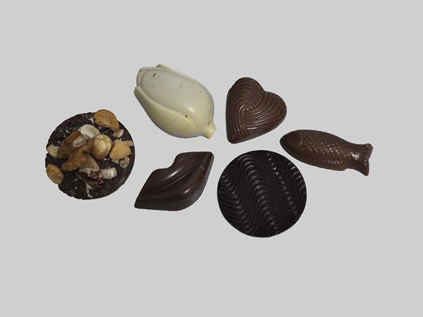Suikervrije Chocolade  (productie elke dinsdag)