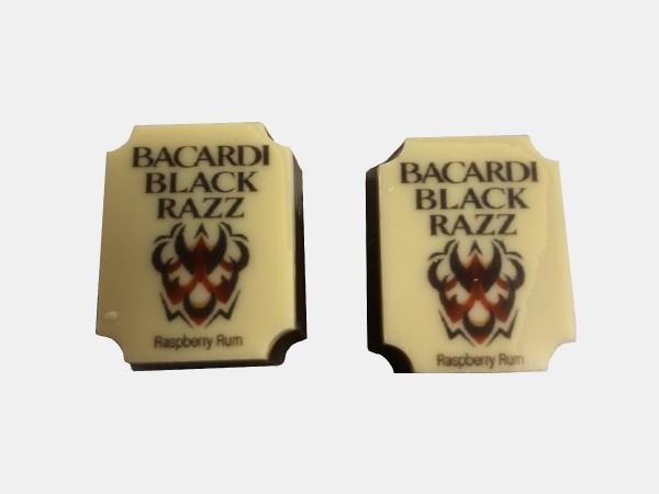 Bacardi Razz Bonbons