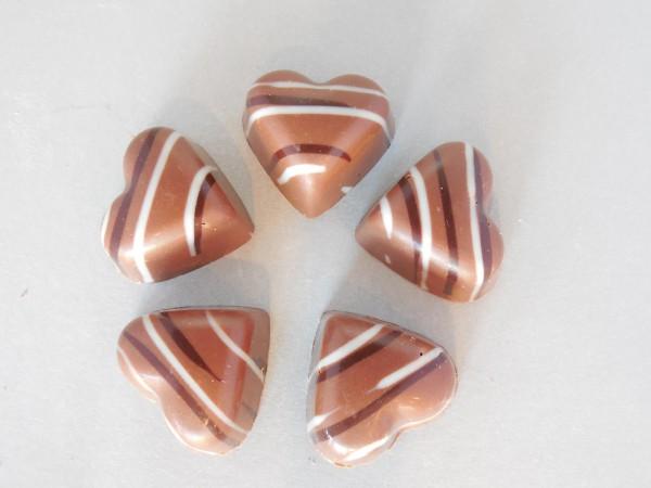 Hart klein bonbon