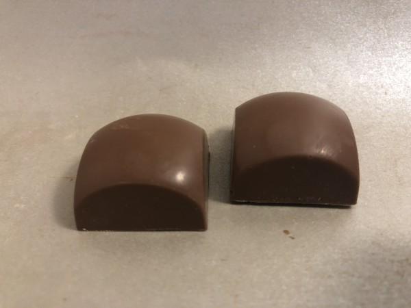 Suikervrije praline bonbon