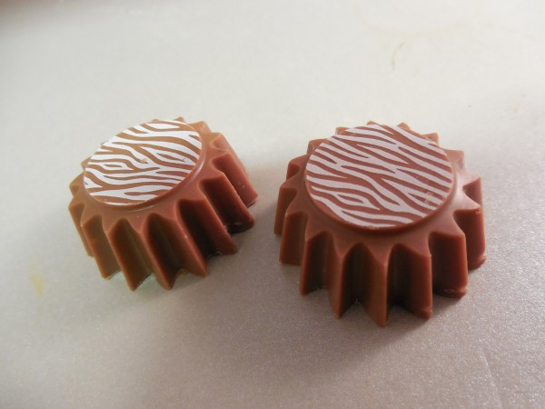 Wiener amandel melk bonbon
