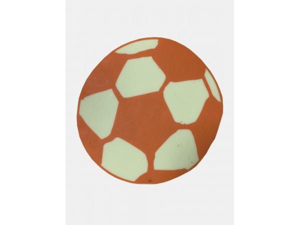 Chocolade Oranje Voetbal