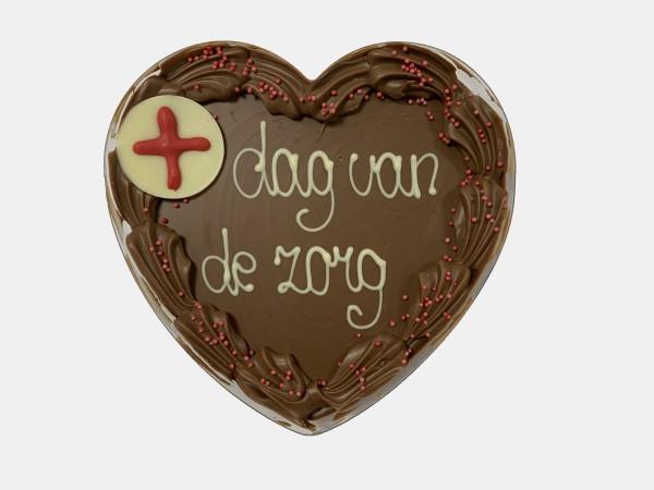 Hart In Blister - Dag Van De Zorg
