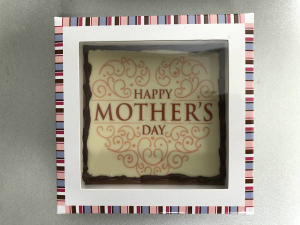 "Bar in box ""Happy mothersday"""