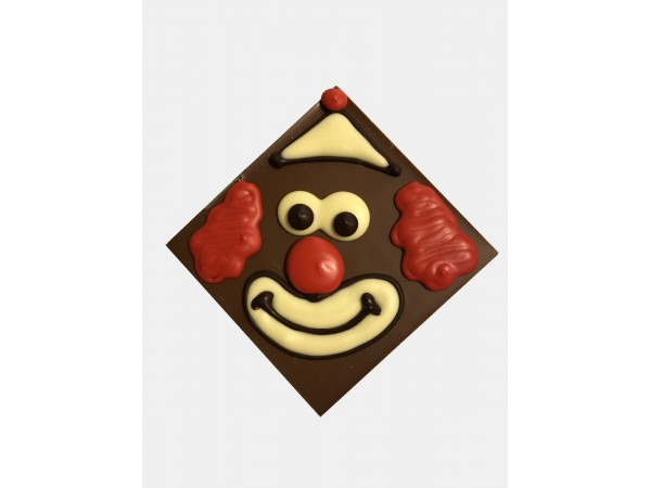 Chocolatebar Clown