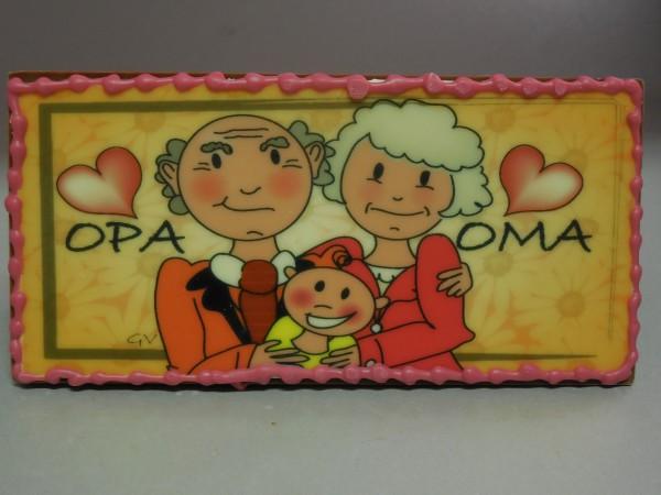 Print: Opa en oma