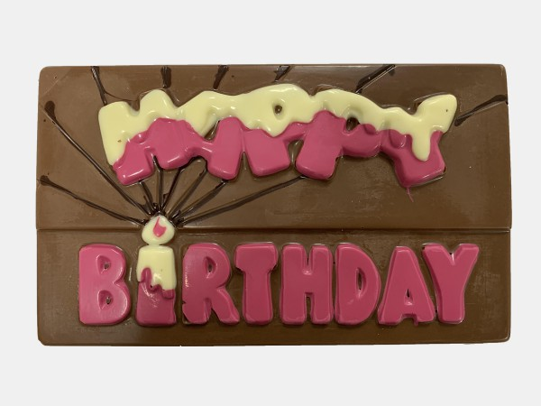 Reep 200 gram Happy Birthday